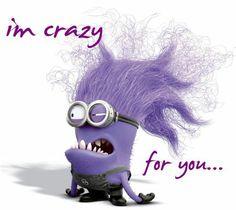 Crazy Minion