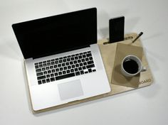 Lap Desk Laptop stand Portable Desk Christmas Gift by Wudzeedotcom