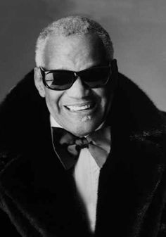 "Ray Charles (born Ray Charles Robinson), musician. He was a pioneer of soul music, fusing rhythm & blues, gospel, and blues styles, and one of the 1st African-American musicians to be given artistic control by a mainstream record company.  With one of the most recognizable voices in American music, he also helped racially integrate country & pop music. Rolling Stone ranked him #10 on its ""100 Greatest Artists of All Time"" and #2 on its ""100 Greatest Singers of All Time"" lists. R.I.P."