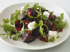 roasted-beet-and-feta-salad -  prefer the sound of this salad's dressing to the other beet salad, maybe combine ideas from both.