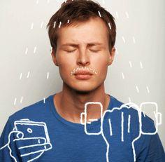 «Пушок не ок»: Nivea показала, как общество высмеивает мужчин с юношеской растительностью на лице