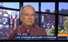 Apple v. Samsung and the Jury Foreman that Just Won't Shut Up