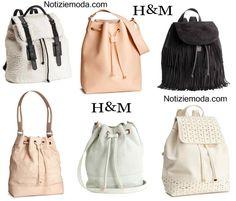 Bags HM primavera estate 2015 donna