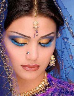 Beleza árabe /indiana