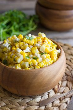 Corn is the ultimate summer vegetable, but if you need a break from on the cob, make it into a zesty salad instead. Get the recipe from Lovely Little Kitchen.   - HarpersBAZAAR.com