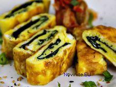 Направете си вкусни рулца от морско водорасло и яйчен омлет - https://novinite.eu/napravete-si-vkusni-rultsa-ot-morsko-vodoraslo-i-yajchen-omlet/  #МорскоВодорасло, #Рецепта, #Рулца