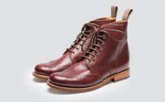 Women's Ella boot by Grenson