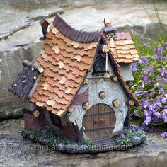 Bavarian Crooked Creations Solar Home - $69.99