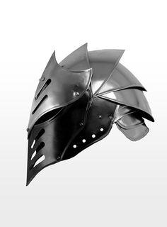 Dark night helm