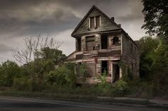 Under a pseudonym, photographer Seph Lawless is known for his dark and foreboding pictures of abando... - Seph Lawless