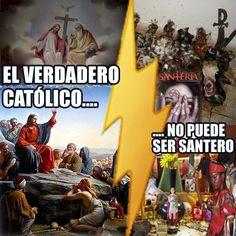 Prohibida la Santería