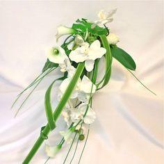 , Composition de fleurs artificielles moderne - Compositions ...