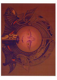 derek lardelli artwork - Google Search Compass Tattoo, Google Search, Tattoos, Artist, Artwork, Maori, Tatuajes, Work Of Art, Auguste Rodin Artwork