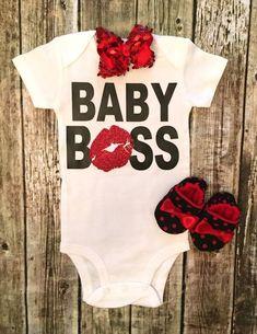 Baby Boss Baby Onesie - BellaPiccoli
