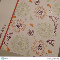 Uniko - Marvellous Mehndi & Simply Said II | Doodlings