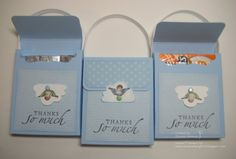 Danee's Stampin' Delights: First Communion Favors:  gum