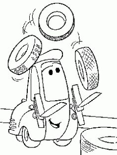 Disney Cars Coloring pages. Select from 31983 printable Coloring pages of cartoons, animals, nature, Bible and many more. Frozen Coloring Pages, Cartoon Coloring Pages, Colouring Pages, Coloring Books, Ninja Turtle Coloring Pages, Spiderman Coloring, Paw Patrol Coloring Pages, Disney Cars Party, Disney Colors