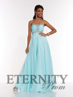 Fabulous evening gown from Eternity Prom