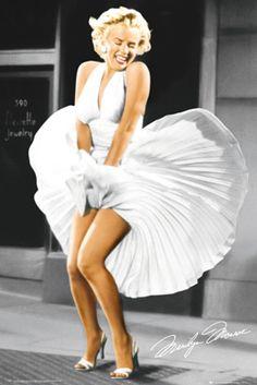 「マリリンモンロー スカート」の画像検索結果