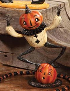 The Vintage Halloween Store: Johanna Parker Goodies