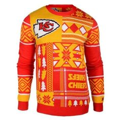 6652abdb 31 Best NFL Ugly Sweaters images in 2016 | Ugly sweater, Christmas ...