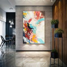 Extra Large Wall Art on Canvas, Original Abstract Paintings , Contemporary Art, Mdoern Living Room Decor ,Office Oversize Artworks Large Abstract Wall Art, Contemporary Abstract Art, Canvas Wall Art, Modern Art, Abstract Canvas, Vintage Poster, Extra Large Wall Art, Modern Wall Decor, Original Paintings