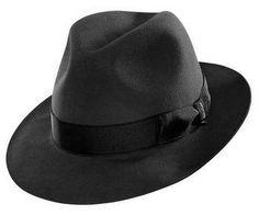 Мужская шляпа 19 век