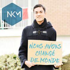 Nous avons changé de monde Le nouveau #Livre de #NKM #TousEnLibrairie #Disponible