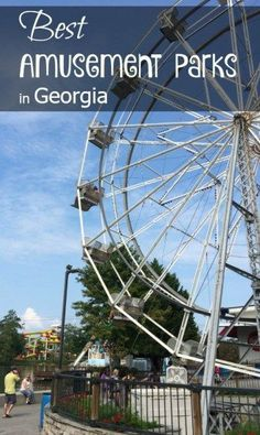 Georgia has several amusement parks, the most well known is Six Flags Over Georgia near Atlanta, but there is also the old fashion Lake Winnie, and LEGO fan favorite LEGO Discovery Center. Wild Adventure is great for folks visiting the southern part of the state.