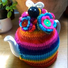 Tea Cosy- love this so much.