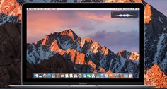 Apple has announced the official release date of macOS Sierra will be Tuesday…