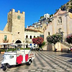 A travel stylist shares her top five destinations for 2017 Italy Travel, Travel Trip, Rest Of The World, Notre Dame, Dolores Park, Street View, Explore, Mansions, House Styles