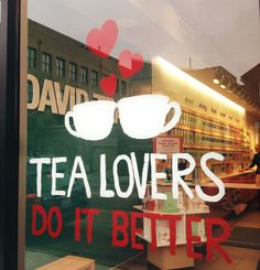 David's Tea in MA - 661 Tremont Street, Boston