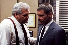 One of America's most respected and prolific actors since the Brian Dennehy was a supporting player and occasional leading man whose work in film, television and on stage earned him. Brian Dennehy, Presumed Innocent, Harrison Ford, Sample Resume, Actors, Film, Youtube, People, Movies