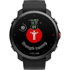Shop the Polar Grit X Bluetooth Smartwatch M/L at Watchshop.com ✨ Sleep Quality, Heart Rate Monitor, Smartwatch, Bluetooth, Watches, Sport, Smart Watch, Deporte, Wristwatches