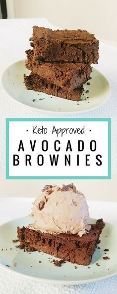 best keto dessert stay in ketosis with this keto dessert recipe. Super easy brownie recipe If you're looking for a keto dessert recipe with high healthy fats and low carbs, these Keto approved Avocado Brownies are the best. The Brownies turn out super fudgy and you'd never know they are avocado brownies. This is by far my favorite keto recipe! #keto #dessert #easyrecipe
