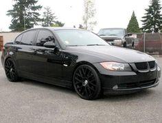 Black On Black '07 BMW 328i Sport Luxury Sedan — $11995