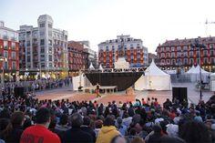 Tradición y vanguardia se darán cita durante el TAC 2015 de Valladolid, que reunirá a 54 compañías procedentes de 12 países diferentes http://revcyl.com/www/index.php/cultura-y-turismo/item/5587-tradici%C3%B3n-y