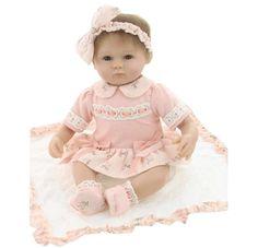 Dolls Dolls & Stuffed Toys Competent Npk Collection Bebe Reborn Dolls With Soft Silicone Girl Body Newborn Babies Dolls Toys For Girl Children Reborn Bebe Dolls Demand Exceeding Supply