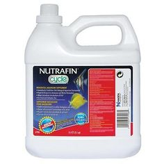 Water Tests and Treatment 77659: Nutrafin Cycle Biological Aquarium Water Supplement - 2 L -> BUY IT NOW ONLY: $54.99 on eBay!