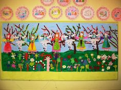 25 March, Diy And Crafts, Classroom, Spring, Ideas, Class Room, Thoughts
