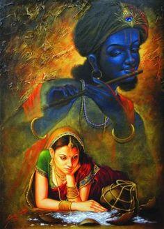 meditation for Lord Krishna Radha Krishna Wallpaper, Lord Krishna Images, Radha Krishna Pictures, Radha Krishna Photo, Baby Krishna, Krishna Photos, Arte Krishna, Krishna Statue, Jai Shree Krishna