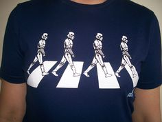 14 Awesome Star Wars Shirts - Some of these we've seen before, and some of these are great (like the Fighting Irish!).