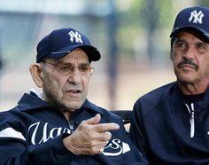 I got a fever, and the only prescription is more baseball !!!!  Yogi.