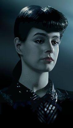 Rachel, Blade Runner.