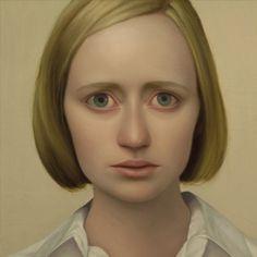 Lu Cong's portrait of Tabitha