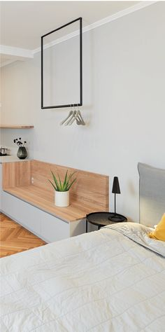 Bedroom and Kitchen combine whit a seatingplace Layout, Apartment Design, Oversized Mirror, Bedroom, Kitchen, Projects, Furniture, Home Decor, Little Kitchen