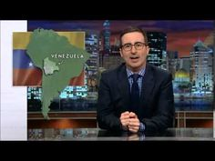 Last week Tonight -  Lessons in geography