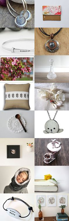 Great gift ideas! #treasury by #plantedfeet on #Etsy--Pinned with TreasuryPin.com #blackfriday #holiday #christmas #gift #ideas #frecklepower #sale