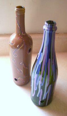 diy bottle incense burner
